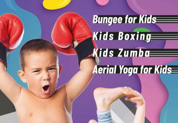 Kids Boxing & Bungee